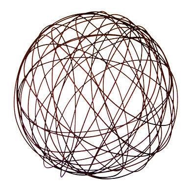 Wire Ball Outdoor Garden Sculpture