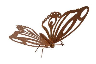 Butterfly Outdoor Garden Sculpture