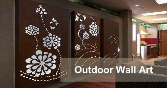 ... work with them to bring you the latest designs in metal art and sculptures in Australia. Click on any of the links below to view our full product range. & Outdoor Wall Art for sale | Metal Artwork Australia