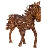 My Piece of Africa Flying Butterfly Stallion Garden Decor