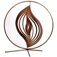 Abstract 9 Freestanding Outdoor Garden Sculpture
