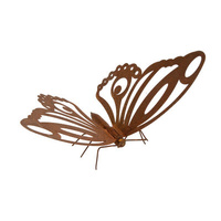 Butterfly Outdoor Garden Sculpture