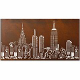 Laser Cut Wall Art - Hakea