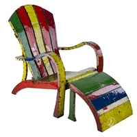 EEIEEIO The Throne Chair Outdoor Furniture