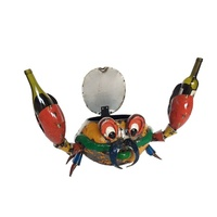 EEIEEIO Conrad the Crab Esky Cooler Outdoor Metal Sculpture
