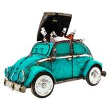 EEIEEIO VW Beetle Esky Cooler Recycled Metal Art Sculpture