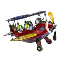 EEIEEIO Doolittle Biplane Drinks Tub