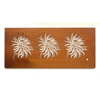 Nature Inspired Rustic Wall Art - Chryanthemum