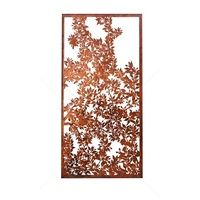 Laser Cut Architectural Screen - Banksia Nut
