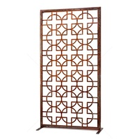 Laser Cut Geometric Wall Art/Screen - Sahara