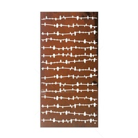 Natural Rust Wall Decor - Hanging Rocks