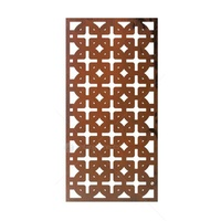 Laser Cut Wall Art Screen - Sahara Thick