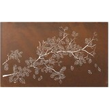 Falling Birch Outdoor Laser Cut Wall Art