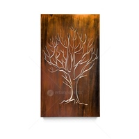 Nature Inspired Wall Art - Tree Panel