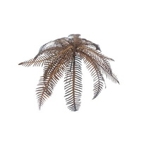 Fern Outdoor Metal Art Sculpture