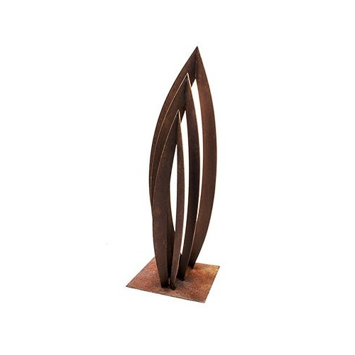 Freestanding Outdoor Garden Sculpture Abstract 27