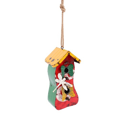 EEIEEIO Bird Hideaway Feeder Outdoor Hanging