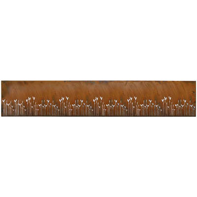 Laser Cut Rustic Wall Art - New Growth Large