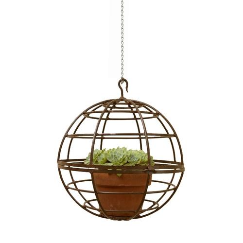 Home Decor Planter Light Globe