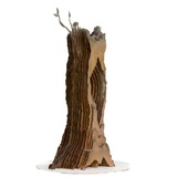 Hollow Tree Metal Outdoor Sculpture