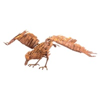Hawk Metal Outdoor Garden Art