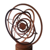 Abstract Freestanding Sculpture - Sol