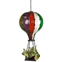 EEIEEIO Hot Air Balloon Hanging Planter Small