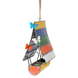 EEIEEIO Diner Bird Feeder Outdoor Hanging