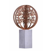 Outdoor Metal Sculpture Tree of Life