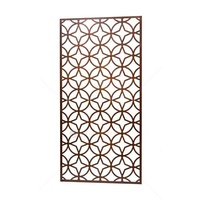 Laser Cut Wall Art Screen - Fes