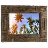 Multi Palm Photo Frame