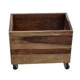 Industrial Recycled Wooden Box