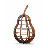 Pear Contemporary Outdoor Garden Sculpture