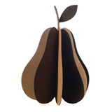 Large Pear Outdoor Garden Sculpture
