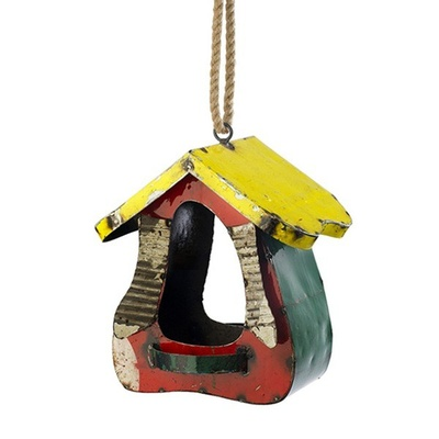 EEIEEIO Bird Palace Feeder Outdoor Hanging