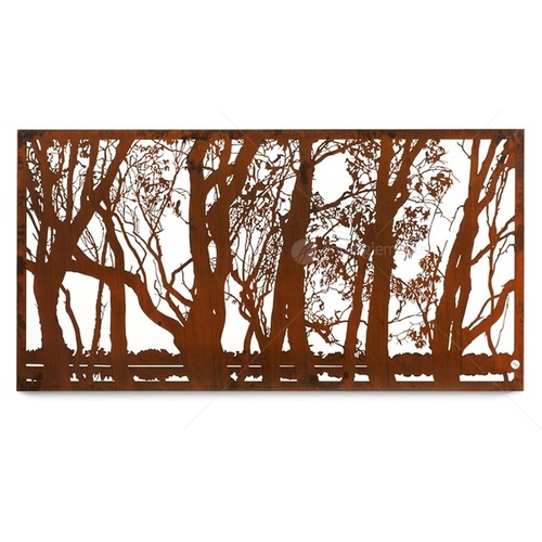 Laser Cut Wall Art - The Murray